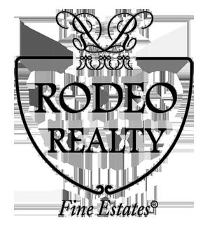 Rodeo Realty Black Logo